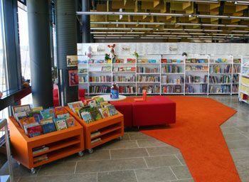 Espoon kirjastot: Entressen kirjasto | Tony Hagerlund