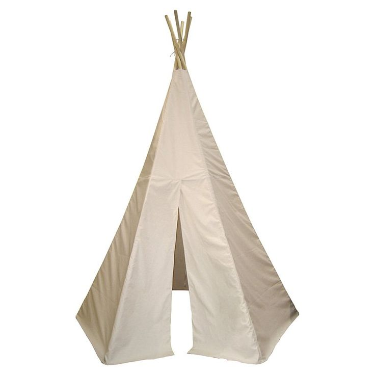 Dexton Great Plains Canvas Teepee. $129.99.: Teep 140, Dexton Kids, Teep 129 99, Teep 124 98, Canvas Teepees Lov, Plain Canvas, Teep 330 00, Teep 104 98, Plain Teep
