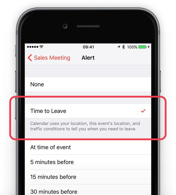 how to use calendar app on iphone 4s
