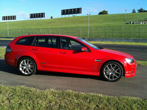 Holden VE SS-V redline Sportwagon Review