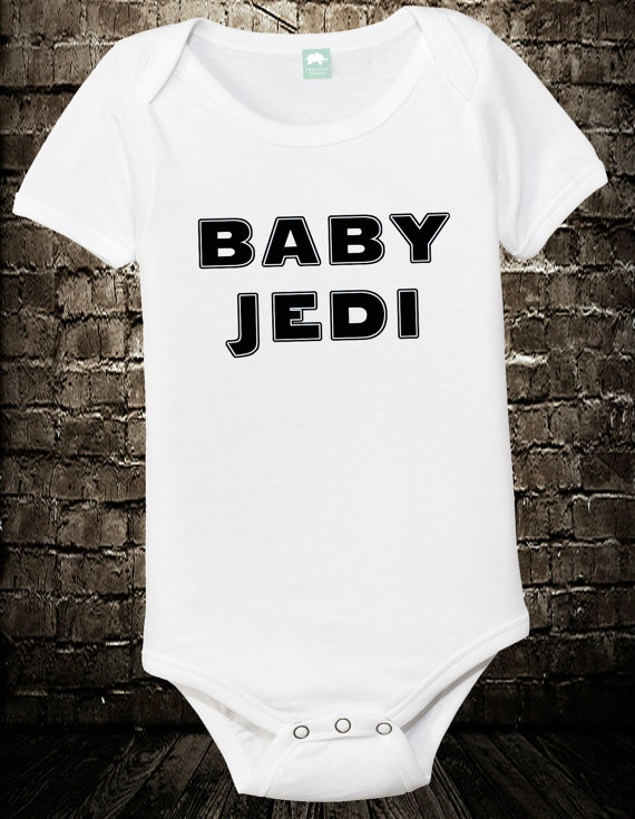 1237 best future kids images on pinterest babies clothes baby baby jedi funny onesie toddler shirt by funhousetshirts on etsy 1399 negle Image collections