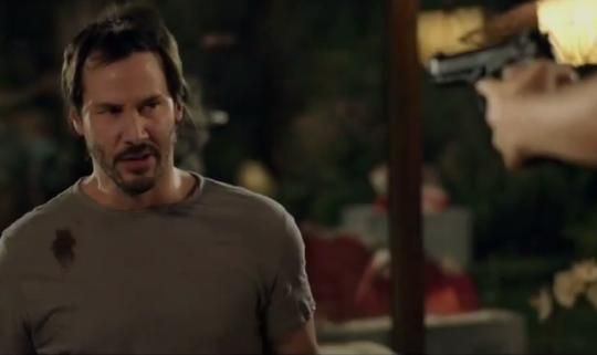 A seduction becomes a psychotic game in Eli Roth's new thriller.--Knock Knock starring Keanu ♡♥ Reeves