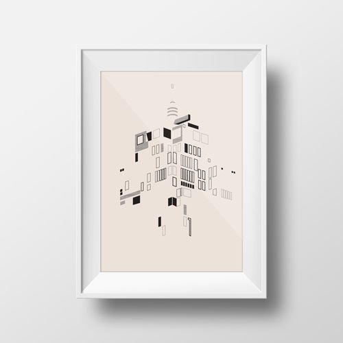 Rembrandt Tower - Amsterdam Design