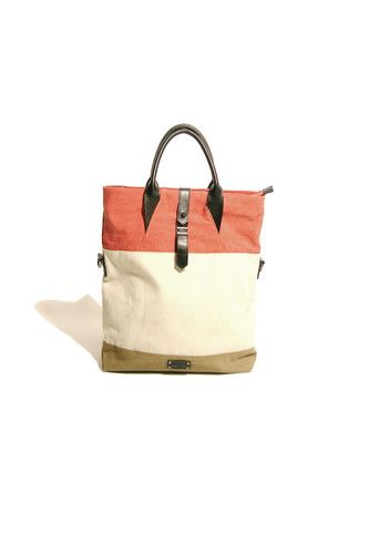 LEMUEL tote satchel       | K by Krane on the COOLS