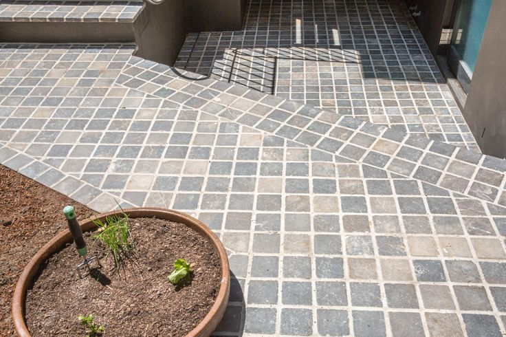 The tumbled and acid washed surface of these Oyster Limestone Cobblestones offer many alternatives to the landscape designers and architects. Visit our website to learn the various characteristics of each stone and receive individual assistance in choosing just the right product to beautify your home and garden.    #cobblestones #cobbles #drivewaystones
