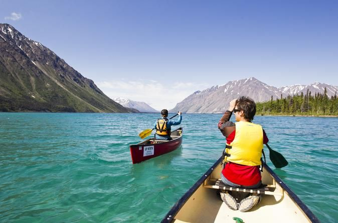 4-Night Yukon Summer Adventure Including Yurt Lodging - Lonely Planet
