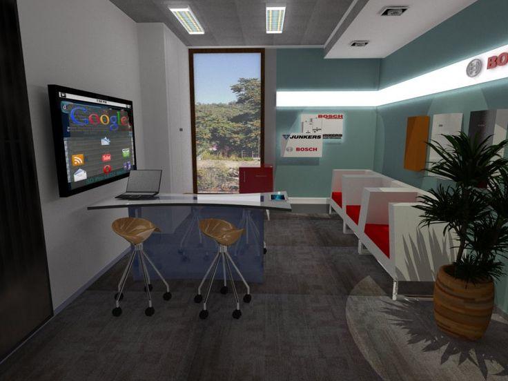 Proyecto comercial  Espacio interactivo y creativo para empresa Alemana. www.annitabunita.com