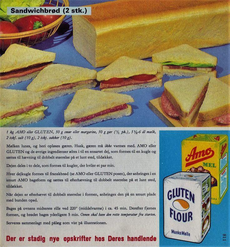 Sandwichbrød ( 2 stk. )...