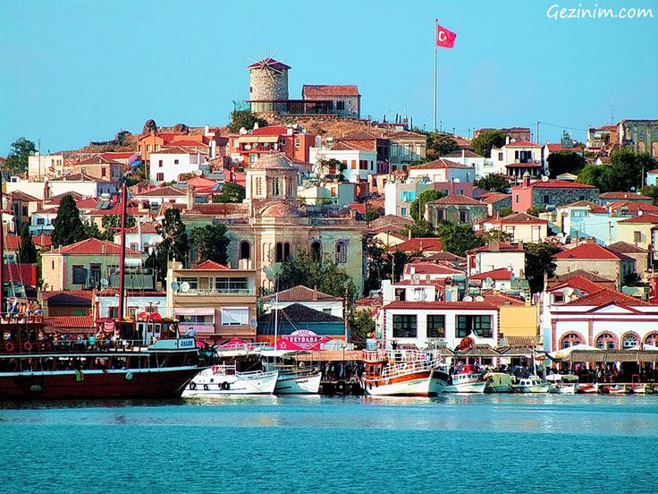 Cunda Adası (Island) - Ayvalik, Turkey  Maybe in June!