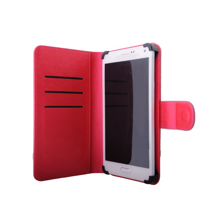 VQPL-1605 Mobile phone case with wallet and card slots.