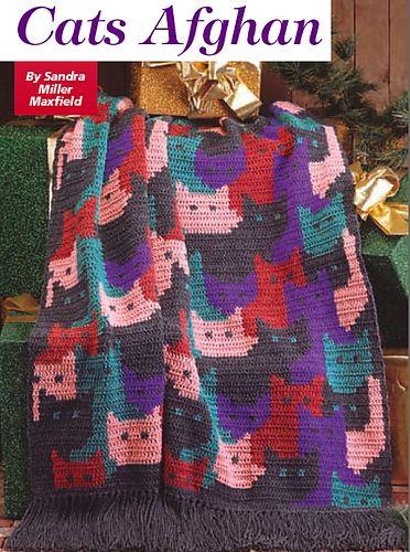 36 best Animal Crochet Afghan Patterns images on Pinterest | Knitted ...