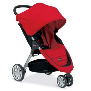 A lightweight stroller with plenty of smart design features and helpful extras to make wrangling your child that much easier.