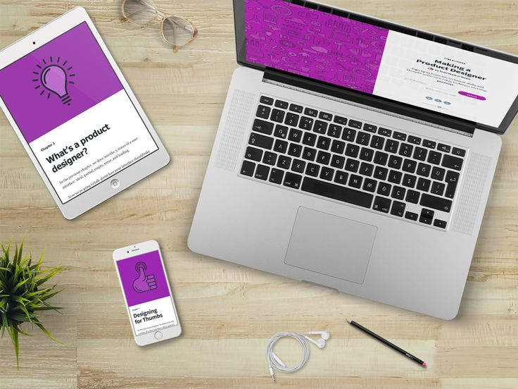 Free product design e-course  by aaron stump for InVision