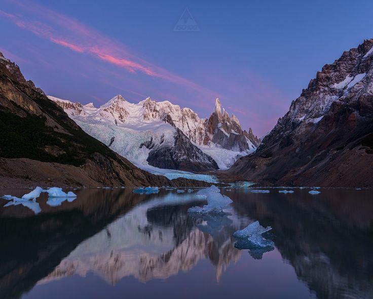 Laguna Torre, Patagonia