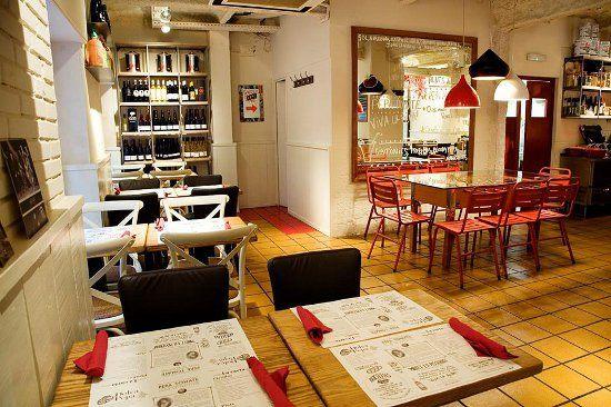 PEPA TOMATE: Tapas y cocina de mercado en el barrio de Gracia de Barcelona | DolceCity.com