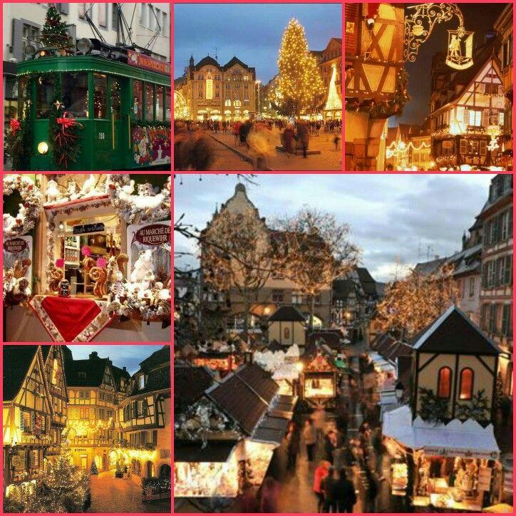 mercatini di Natale  Basilea, Colmar, Strasburgo  €349 con treno a/r Milano/Basilea, 2 notti in hotel con prima colazione, escursione intera giornata Basilea-Strasburgo o Colmar in treno, pass per mezzi pubblici a Basilea