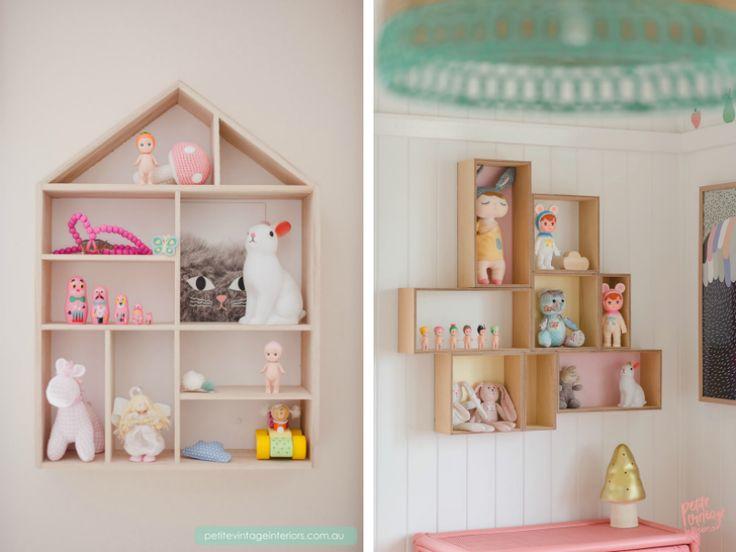 17 mejores ideas sobre repisas infantiles en pinterest - Estantes para juguetes ...