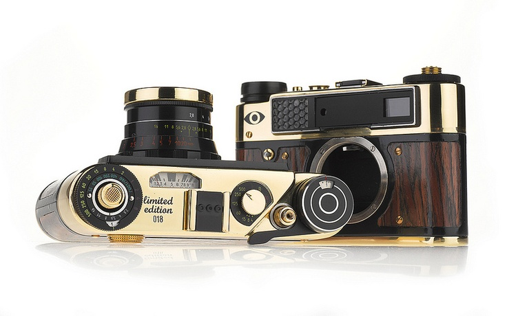 RED ARMY CAMERA GOLDMEMBER Limited Edition