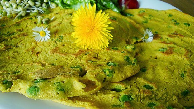 Ethique: Obědové inspirace vol. 4 - Cizrnové omelety