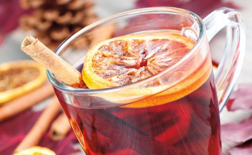 Epicure's Mulled Wine