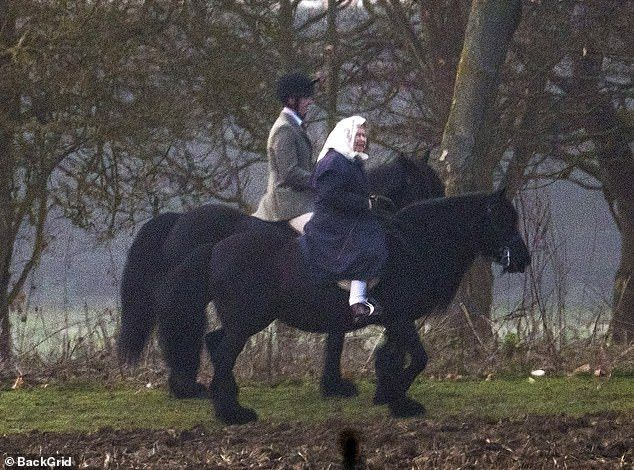 Prince Andrew Joins The Queen For A Trip Out Horse Riding Prince Andrew Horses Prince