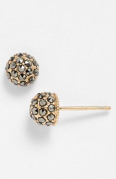 stud earrings / judith jack