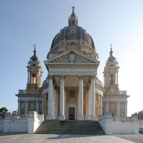 Torino, Basilica di Superga  www.facebook.com/catalogoarquitectura