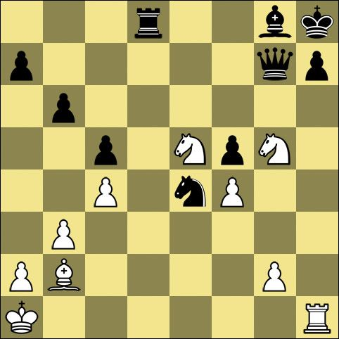 Mate-in-one chess puzzles  JAN 23 2014