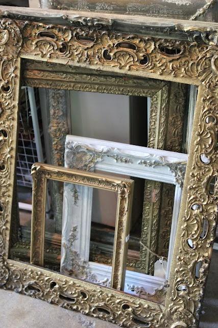 286 Best Frames Images On Pinterest Antique Frames Carving And Frames