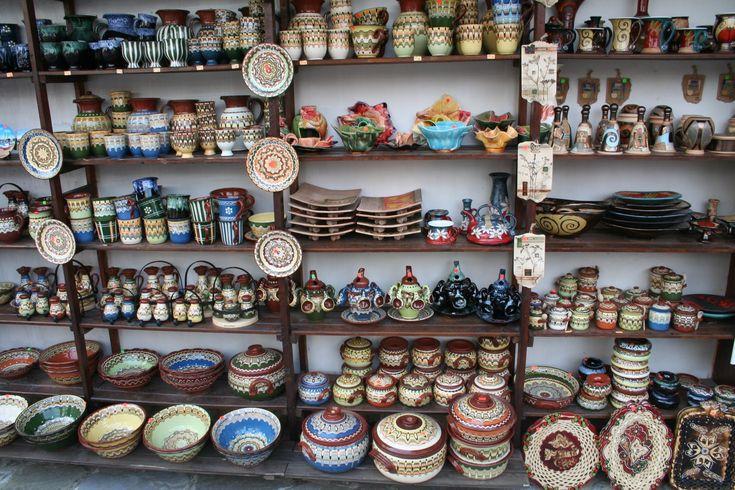 Horezu Pottery - Traditional Romanian Pottery