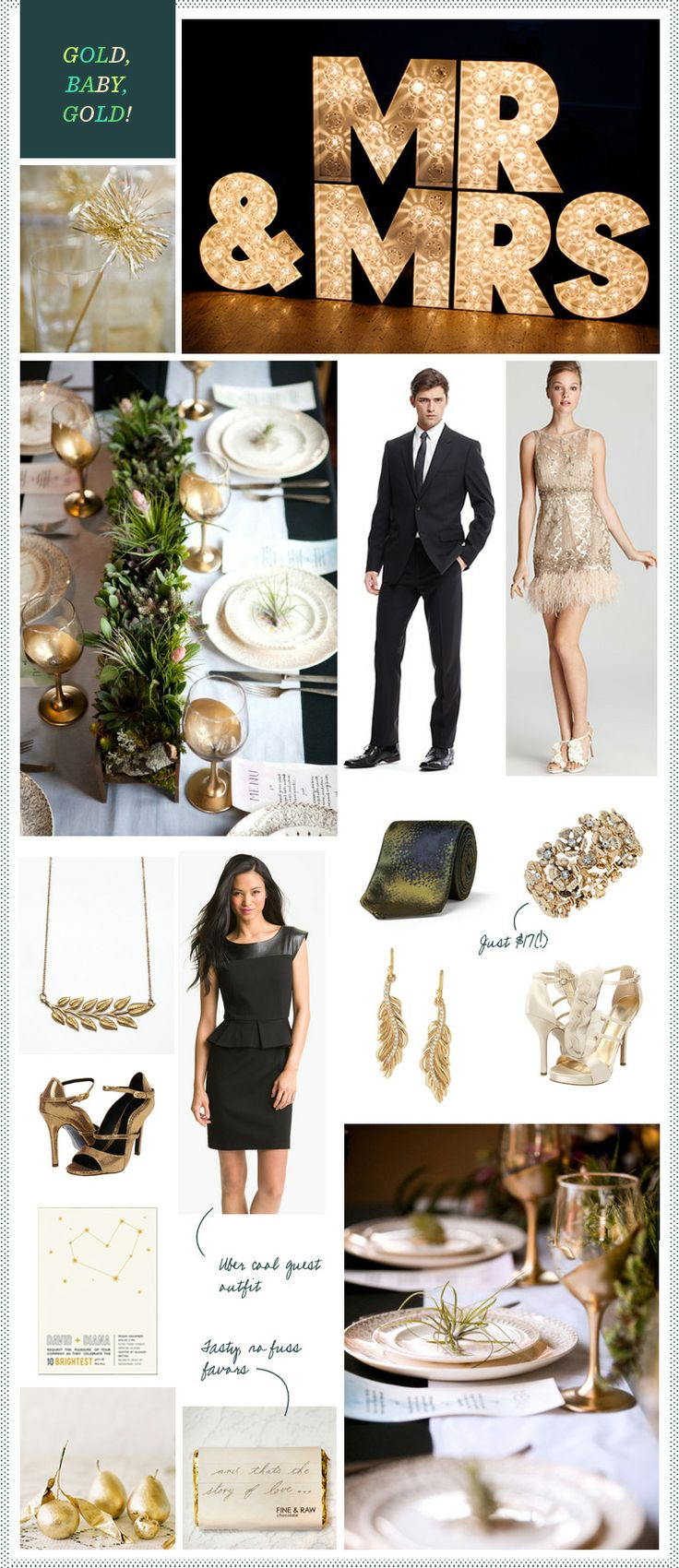 66 best Black Gold Green Wedding images on Pinterest | Black man ...