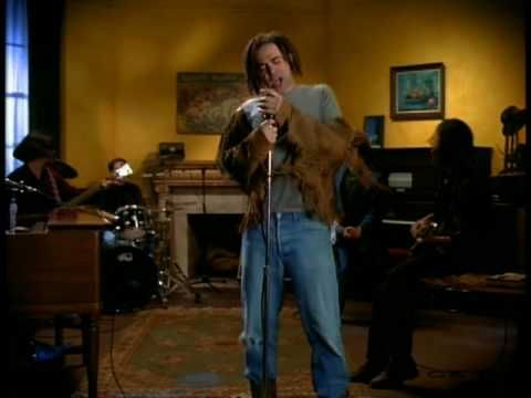 "Counting Crows - Mr. Jones (official video) | unforgettable and always good to hear - ""I wanna be a lion""(...)"