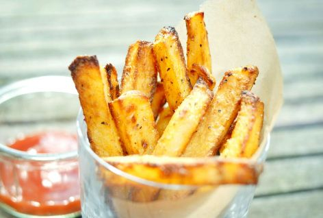 how to make french fries without oven