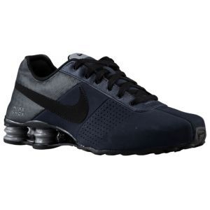 Nike Shox Deliver - Men's - Obsidian/Anthracite/Black