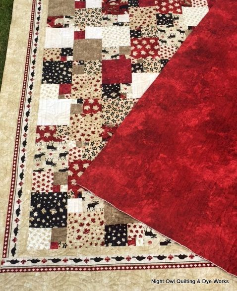 250 Best Images About Quilts -- Oh Canada On Pinterest
