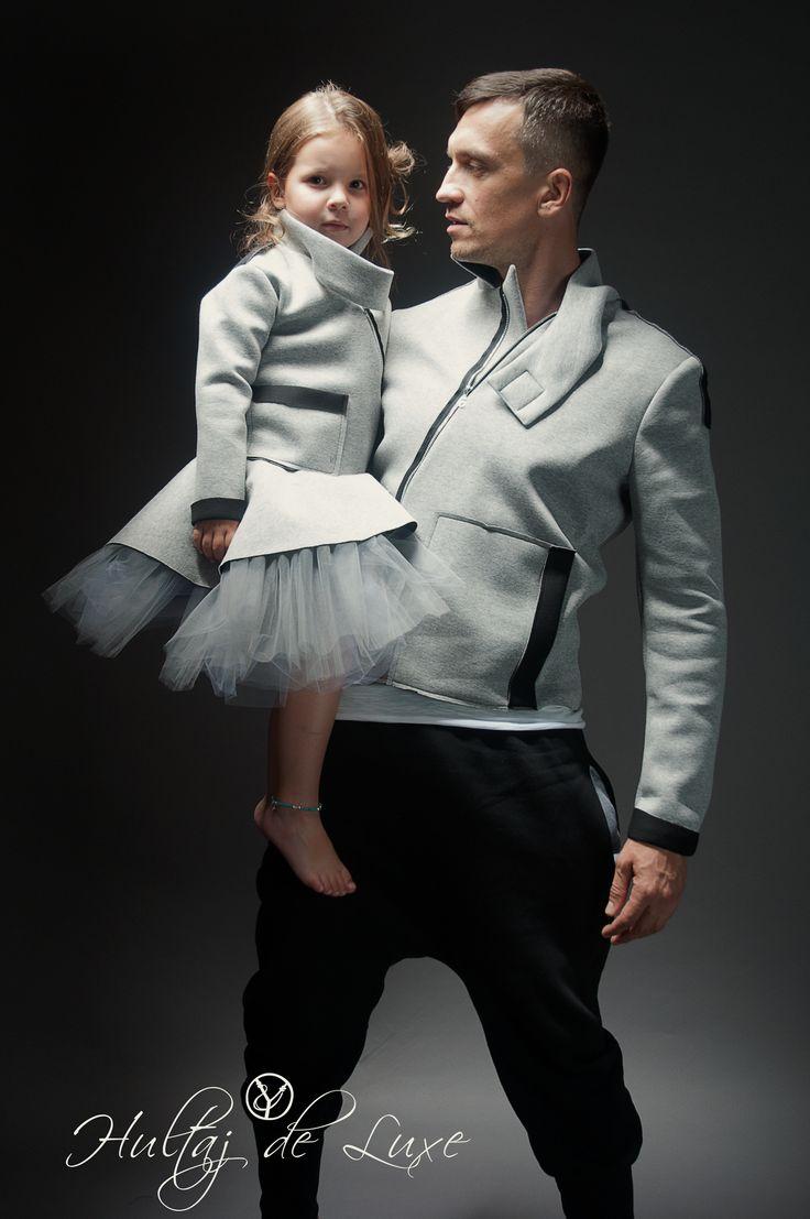 A brand new, de Luxe Collection from Hultaj Polski (Polish Rascal) has just appeared! But there's one more surprise for all the fans and customers of our brand. sample sale on milieubazaar.com   #hultajpolski #polishrascal #clothingbrand #mensfashion #womensfashion #kidsfashion #menswear #kidswear #womenswear #jacket #hultajdeluxe #deluxe #manandgirl #girl #rascalgirl #fatheranddaughter #littlegirl #tulleskirt #skirt #kidsjacket #neoprenejacket