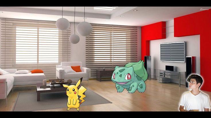 Pokémon στο σπίτι μου!