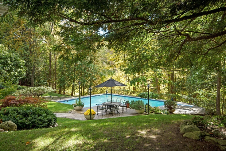 Could you really have this in your backyard absolutely - Swimming pools burlington ontario ...