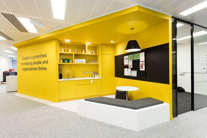 Cargill Offices – Weybridge, UK
