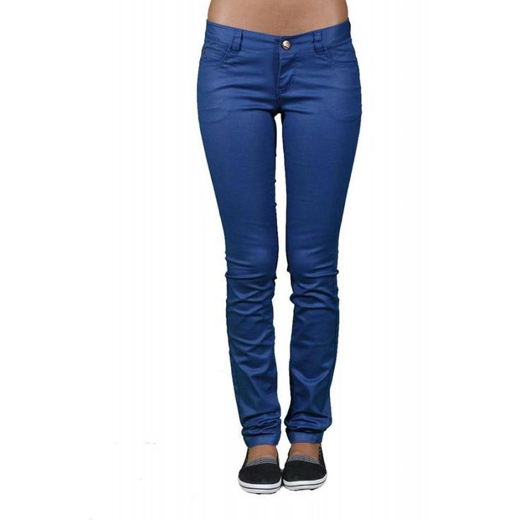 Pantaloni Dama ONLY Ultimate Low Coated