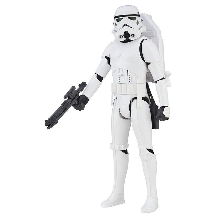 Star Wars Imperial Stormtrooper Figure Interactive 65 Sound Effects & Phrases  #StarWars