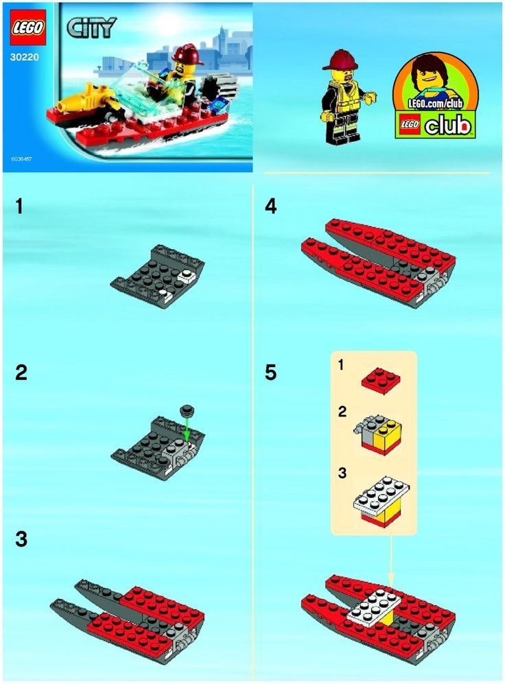 LEGO Instructions from 2013.  Includes links to instructions for LEGO sets dating back to 1965!