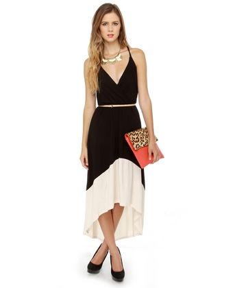 hi-lo black-whiteHighlow Dresses, High Low Dresses, Black Dresses, Black And White, Dresses Lulus, Highlow Black, White Dresses, Staples Highlow, Suitcases Staples