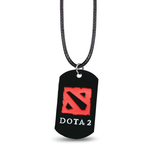 Dota 2 Logo Necklace //Price: $9.95 & FREE Shipping //