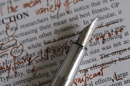 9 Editing Tips that Make Your Writing Sparkle    by Suzannah Freeman