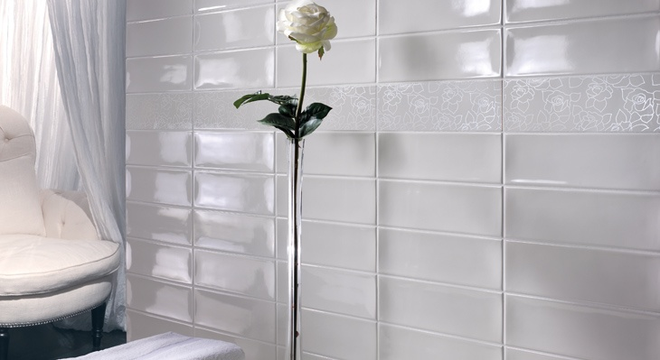 118 fantastiche immagini su rivestimenti bagno su pinterest - Iperceramica bagno ...