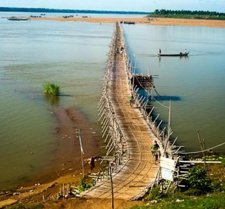 TryCambodia: 7 most attraction tourist places in Kampong Cham p...