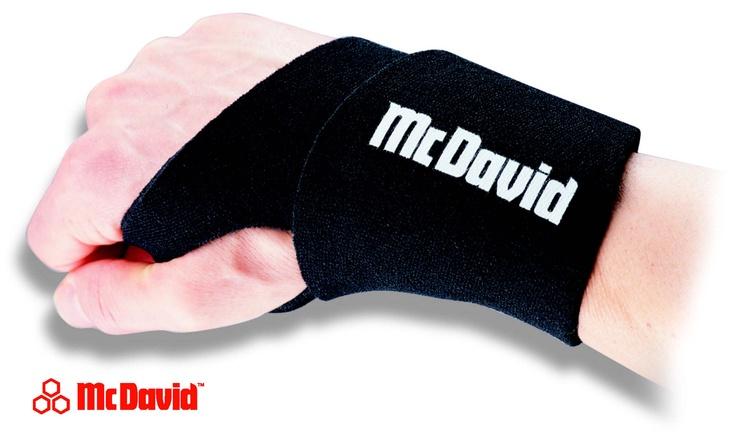 Handgelenkbandage 451 (Level 1) trägt zum Erhalt der Körperwärme bei, um die Heilung zu fördern :: http://www.reviwell.at/de/therapie/therapie-mcdavid/mcdavid-hand/handgelenkbandage-451-level-1.html