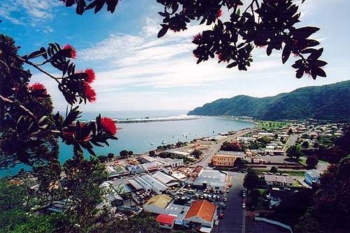 Whakatane, NZ