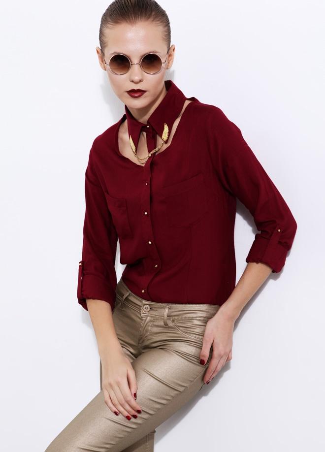 Kaktüs Gömlek Markafoni'de 54,90 TL yerine 32,99 TL! Satın almak için: http://www.markafoni.com/product/3080039/